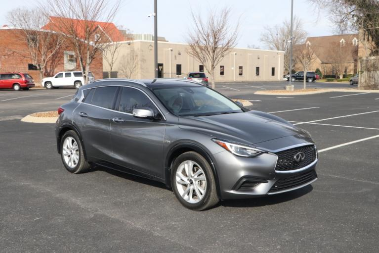 Used 2019 INFINITI QX30 LUXE FWD LUXE FWD for sale Sold at Auto Collection in Murfreesboro TN 37130 1