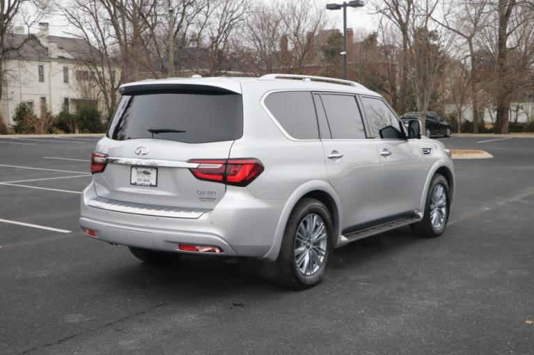 Used 2019 INFINITI QX80 LUXE AWD W/NAV luxe for sale Sold at Auto Collection in Murfreesboro TN 37130 3