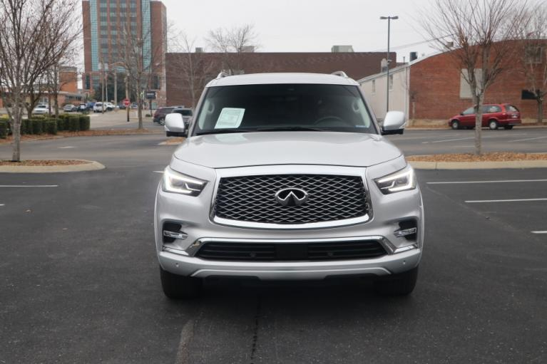 Used 2019 INFINITI QX80 LUXE AWD W/NAV luxe for sale Sold at Auto Collection in Murfreesboro TN 37130 5