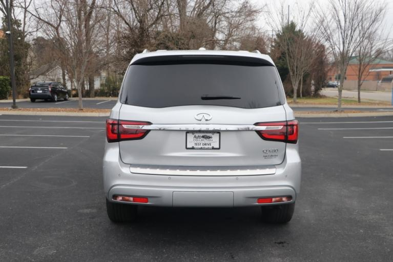 Used 2019 INFINITI QX80 LUXE AWD W/NAV luxe for sale Sold at Auto Collection in Murfreesboro TN 37130 6
