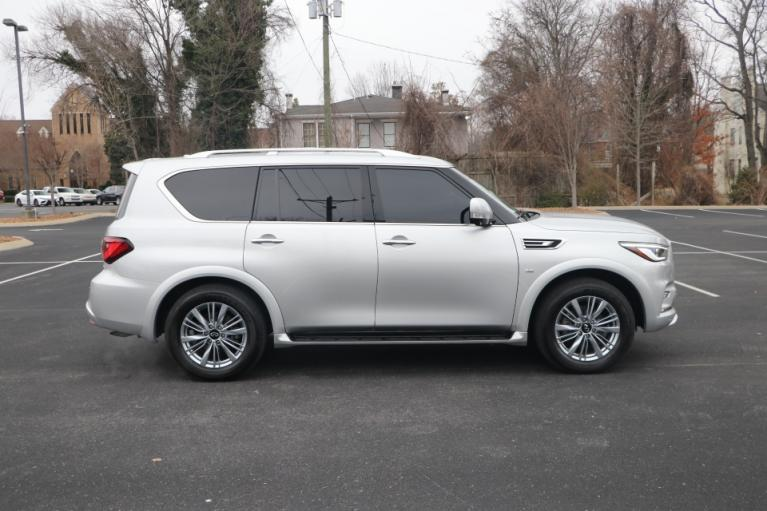 Used 2019 INFINITI QX80 LUXE AWD W/NAV luxe for sale Sold at Auto Collection in Murfreesboro TN 37130 8