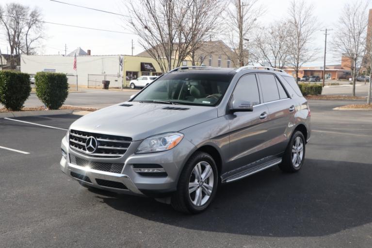 Used 2015 Mercedes-Benz ML250 BLUETEC 4MATIC PREMIUM W/NAV ML250 BlueTec for sale Sold at Auto Collection in Murfreesboro TN 37130 2