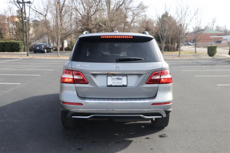 Used 2015 Mercedes-Benz ML250 BLUETEC 4MATIC PREMIUM W/NAV ML250 BlueTec for sale Sold at Auto Collection in Murfreesboro TN 37130 6