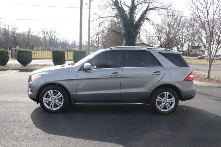 Used 2015 Mercedes-Benz ML250 BLUETEC 4MATIC PREMIUM W/NAV ML250 BlueTec for sale Sold at Auto Collection in Murfreesboro TN 37130 7