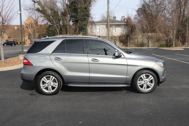 Used 2015 Mercedes-Benz ML250 BLUETEC 4MATIC PREMIUM W/NAV ML250 BlueTec for sale Sold at Auto Collection in Murfreesboro TN 37130 8