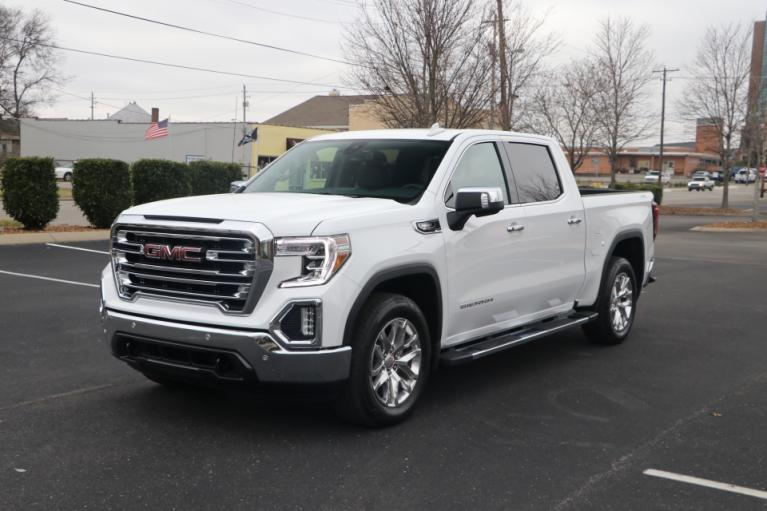 Used 2021 GMC SIERRA 1500 SLT DURAMAX 4WD CREWCAB W/NAV for sale Sold at Auto Collection in Murfreesboro TN 37130 2