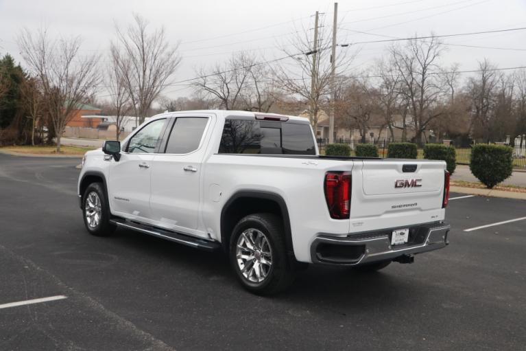 Used 2021 GMC SIERRA 1500 SLT DURAMAX 4WD CREWCAB W/NAV for sale Sold at Auto Collection in Murfreesboro TN 37130 4