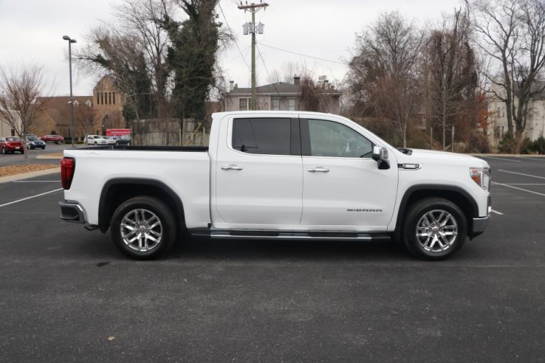 Used 2021 GMC SIERRA 1500 SLT DURAMAX 4WD CREWCAB W/NAV for sale Sold at Auto Collection in Murfreesboro TN 37130 8