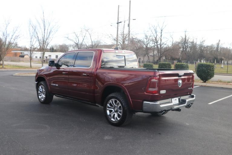 Used 2019 Ram 1500 Long Horn Crew Cab 4X4 W/NAV Long Horn for sale Sold at Auto Collection in Murfreesboro TN 37130 4