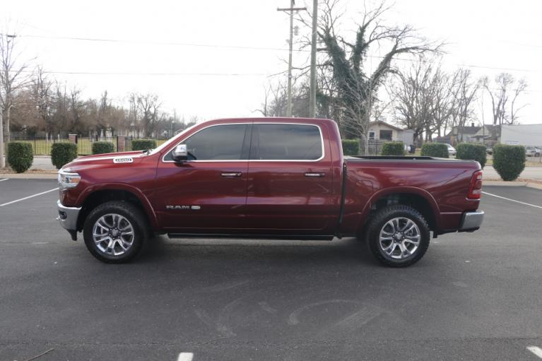 Used 2019 Ram 1500 Long Horn Crew Cab 4X4 W/NAV Long Horn for sale Sold at Auto Collection in Murfreesboro TN 37130 7