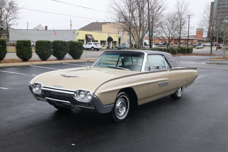 Used 1963 Ford Thunderbird Landau coupe for sale Sold at Auto Collection in Murfreesboro TN 37130 2