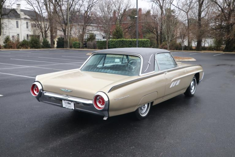 Used 1963 Ford Thunderbird Landau coupe for sale Sold at Auto Collection in Murfreesboro TN 37130 3
