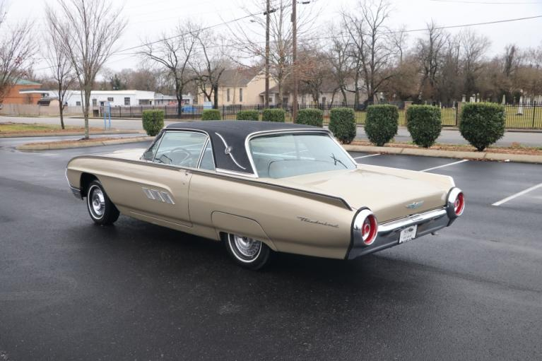 Used 1963 Ford Thunderbird Landau coupe for sale Sold at Auto Collection in Murfreesboro TN 37130 4