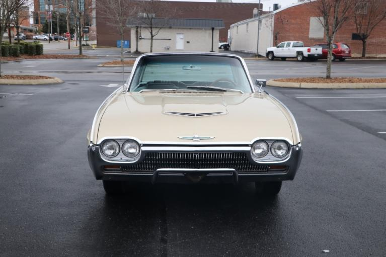 Used 1963 Ford Thunderbird Landau coupe for sale Sold at Auto Collection in Murfreesboro TN 37130 5