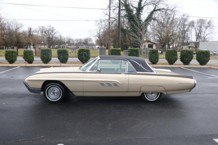 Used 1963 Ford Thunderbird Landau coupe for sale Sold at Auto Collection in Murfreesboro TN 37130 7