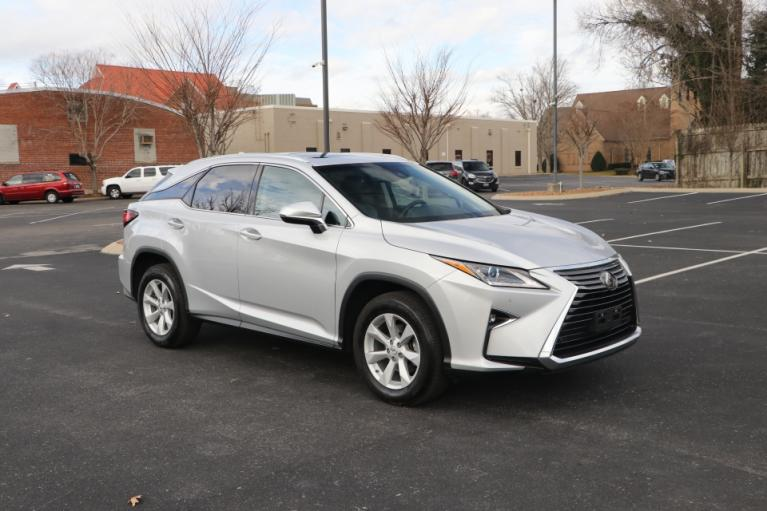 Used 2017 Lexus RX 350 AWD W/SUNROOF for sale Sold at Auto Collection in Murfreesboro TN 37130 1