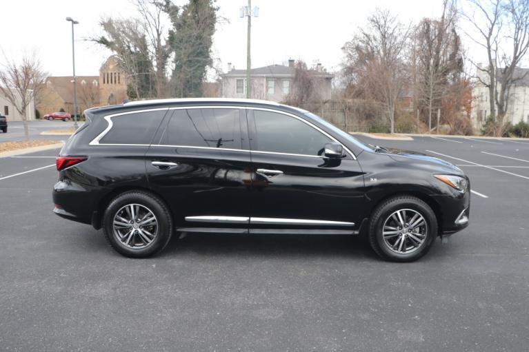 Used 2016 Infiniti QX60 FWD PREMIUM PLUS W/NAV BASE FWD for sale Sold at Auto Collection in Murfreesboro TN 37130 8