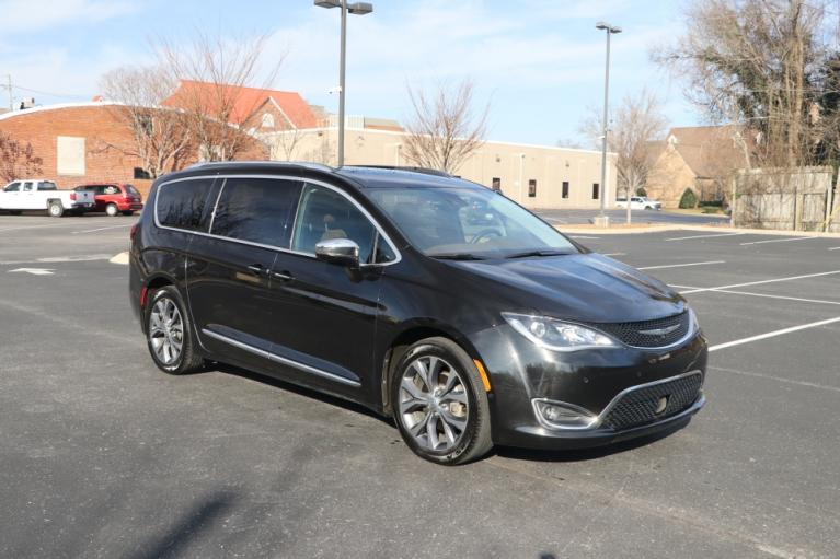 Used 2017 CHRYSLER PACIFICA LIMITED FWD W/NAV TV DVD LIMITED for sale Sold at Auto Collection in Murfreesboro TN 37130 1