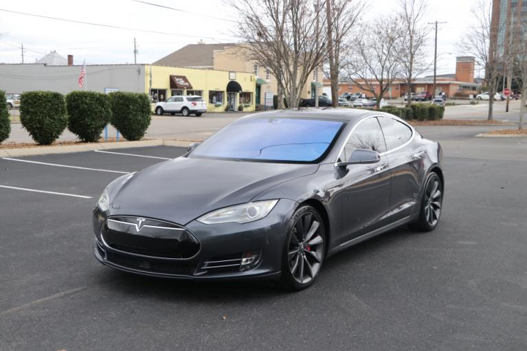 Used 2015 TESLA MODEL S P90D AWD LUDICROUS W/NAV for sale $53,950 at Auto Collection in Murfreesboro TN 37130 2