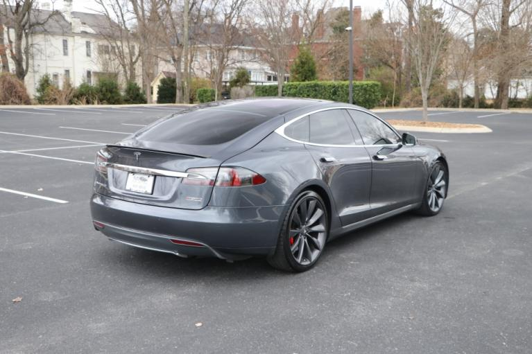 Used 2015 TESLA MODEL S P90D AWD LUDICROUS W/NAV for sale $53,950 at Auto Collection in Murfreesboro TN 37130 3