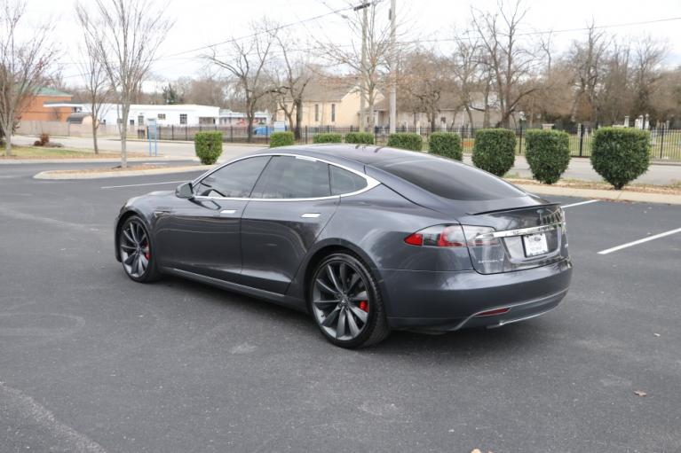 Used 2015 TESLA MODEL S P90D AWD LUDICROUS W/NAV for sale $53,950 at Auto Collection in Murfreesboro TN 37130 4
