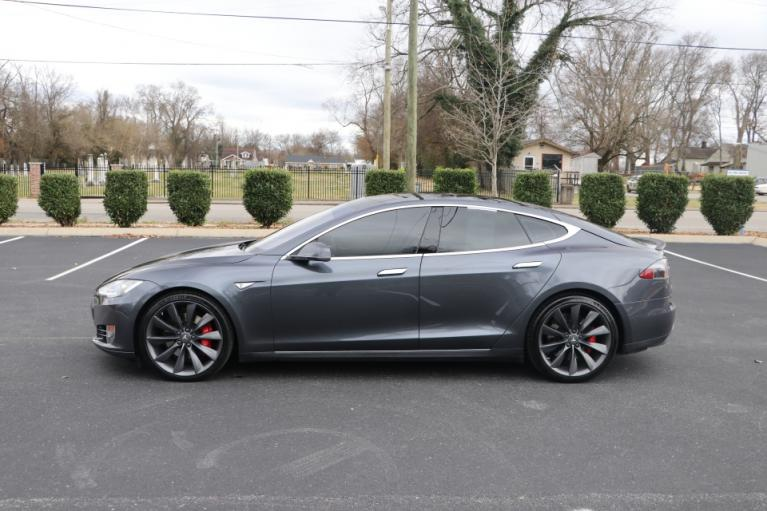Used 2015 TESLA MODEL S P90D AWD LUDICROUS W/NAV for sale $53,950 at Auto Collection in Murfreesboro TN 37130 7