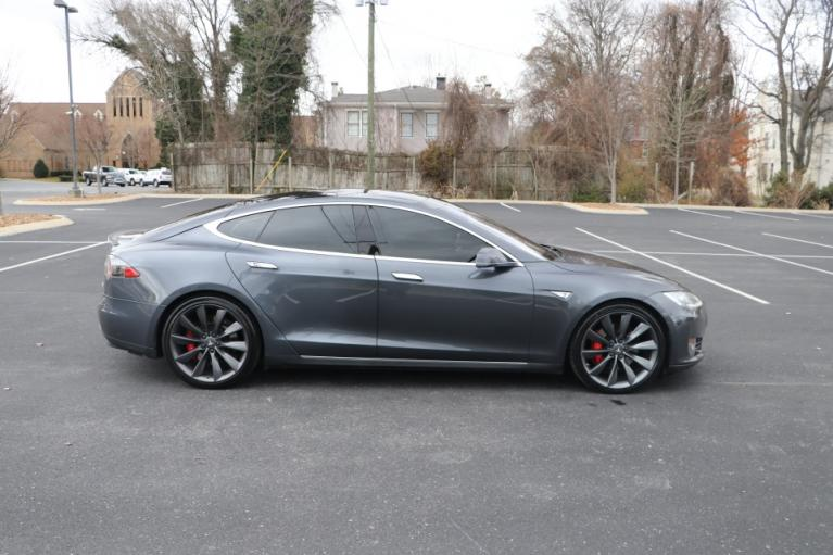 Used 2015 TESLA MODEL S P90D AWD LUDICROUS W/NAV for sale $53,950 at Auto Collection in Murfreesboro TN 37130 8