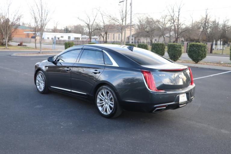 Used 2019 Cadillac XTS LUXURY FWD W/NAV LUXURY FWD for sale Sold at Auto Collection in Murfreesboro TN 37130 4