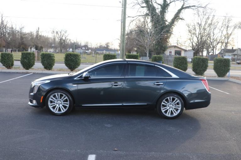 Used 2019 Cadillac XTS LUXURY FWD W/NAV LUXURY FWD for sale Sold at Auto Collection in Murfreesboro TN 37130 7