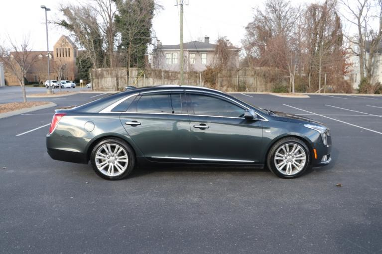Used 2019 Cadillac XTS LUXURY FWD W/NAV LUXURY FWD for sale Sold at Auto Collection in Murfreesboro TN 37130 8