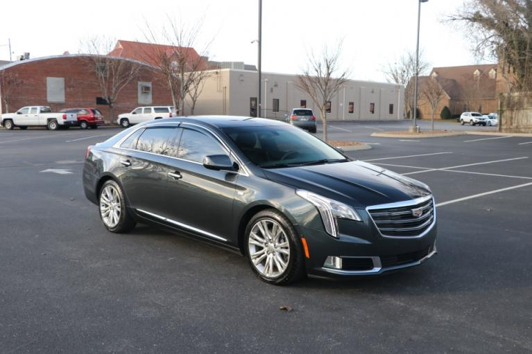 Used 2019 Cadillac XTS LUXURY FWD W/NAV LUXURY FWD for sale Sold at Auto Collection in Murfreesboro TN 37130 1