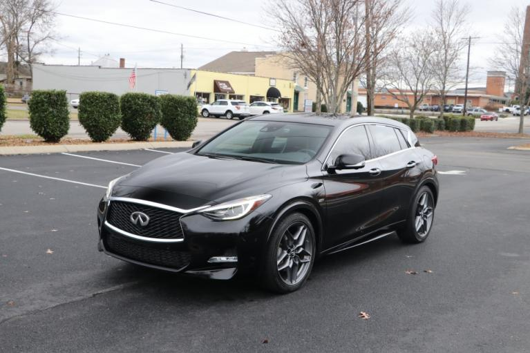 Used 2017 Infiniti QX30 SPORT FWD LTD AVAIL W/NAV for sale Sold at Auto Collection in Murfreesboro TN 37130 2