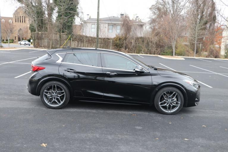 Used 2017 Infiniti QX30 SPORT FWD LTD AVAIL W/NAV for sale Sold at Auto Collection in Murfreesboro TN 37130 8