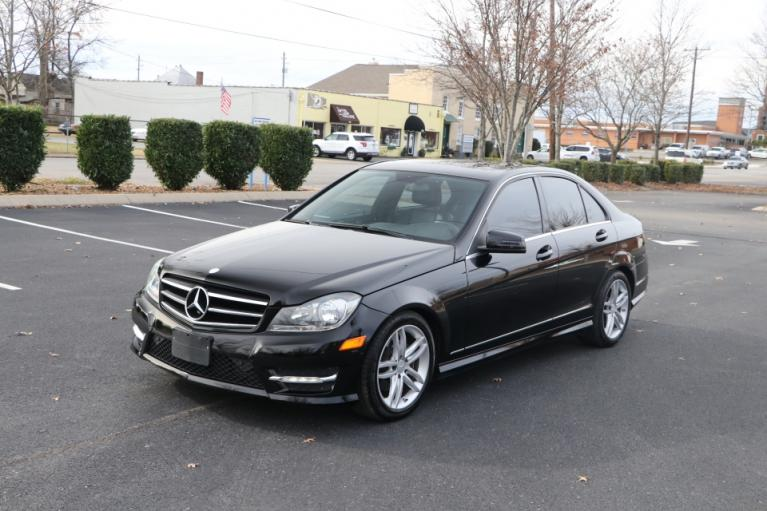 Used 2014 Mercedes-Benz C250 RWD W/NAV for sale Sold at Auto Collection in Murfreesboro TN 37130 2