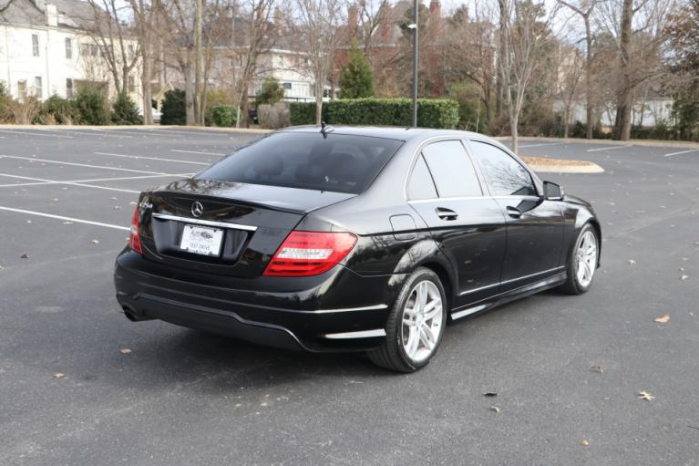 Used 2014 Mercedes-Benz C250 RWD W/NAV RWD for sale Sold at Auto Collection in Murfreesboro TN 37130 3