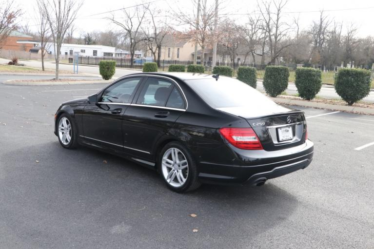 Used 2014 Mercedes-Benz C250 RWD W/NAV for sale Sold at Auto Collection in Murfreesboro TN 37130 4