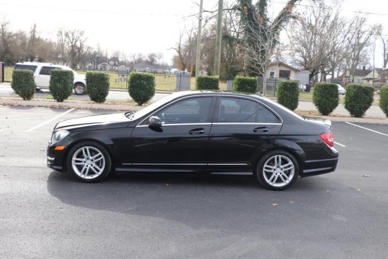 Used 2014 Mercedes-Benz C250 RWD W/NAV RWD for sale Sold at Auto Collection in Murfreesboro TN 37130 7