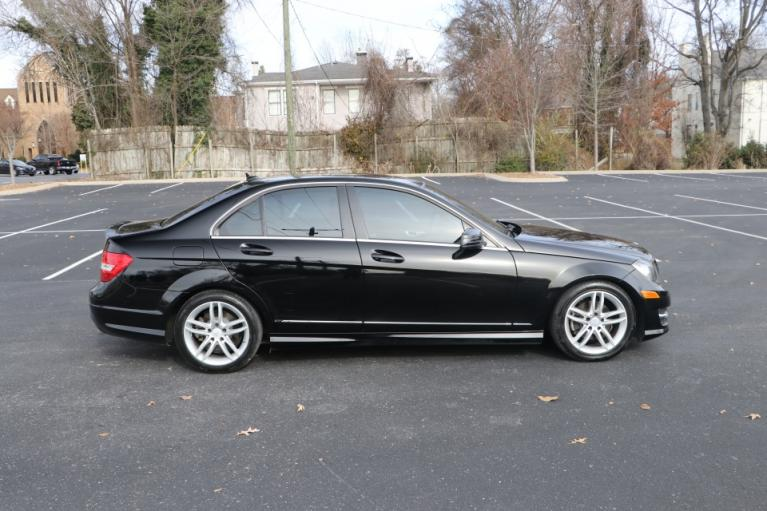 Used 2014 Mercedes-Benz C250 RWD W/NAV RWD for sale Sold at Auto Collection in Murfreesboro TN 37130 8
