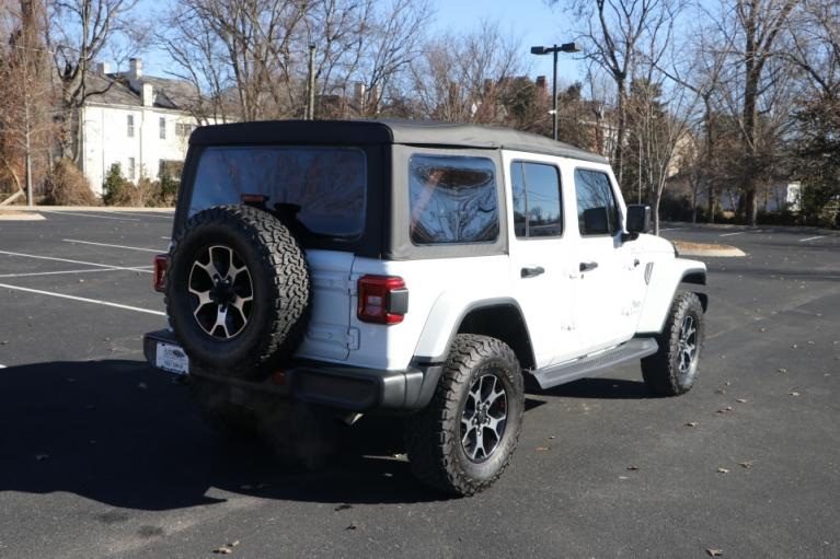 Used 2018 Jeep WRANGLER UNLIMITED SAHARA 4WD W/NAV for sale Sold at Auto Collection in Murfreesboro TN 37130 3