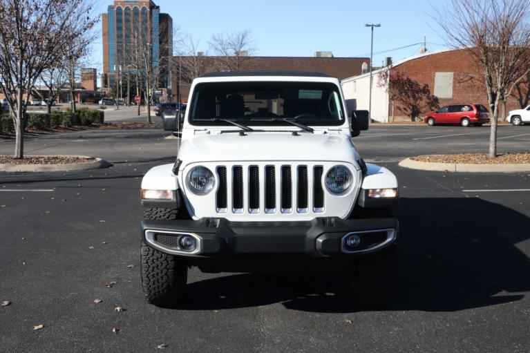 Used 2018 Jeep WRANGLER UNLIMITED SAHARA 4WD W/NAV UNLIMITED SAHARA for sale $41,950 at Auto Collection in Murfreesboro TN 37130 5