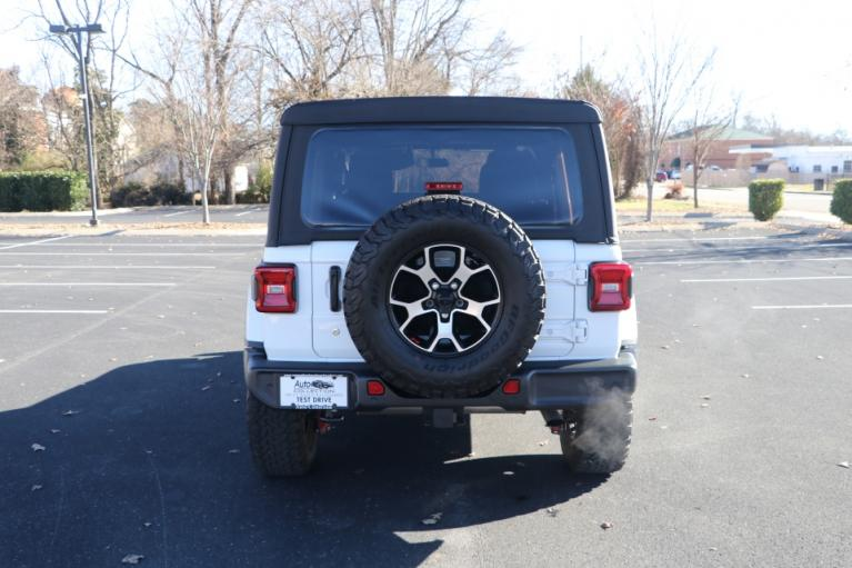 Used 2018 Jeep WRANGLER UNLIMITED SAHARA 4WD W/NAV for sale Sold at Auto Collection in Murfreesboro TN 37130 6