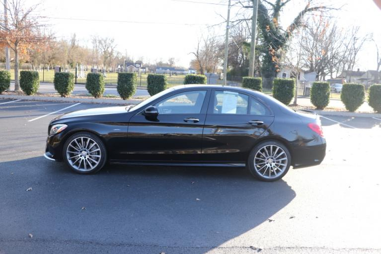 Used 2016 Mercedes-Benz C450 AMG 4Matic W/NAV C450 AMG 4MATIC for sale Sold at Auto Collection in Murfreesboro TN 37130 7
