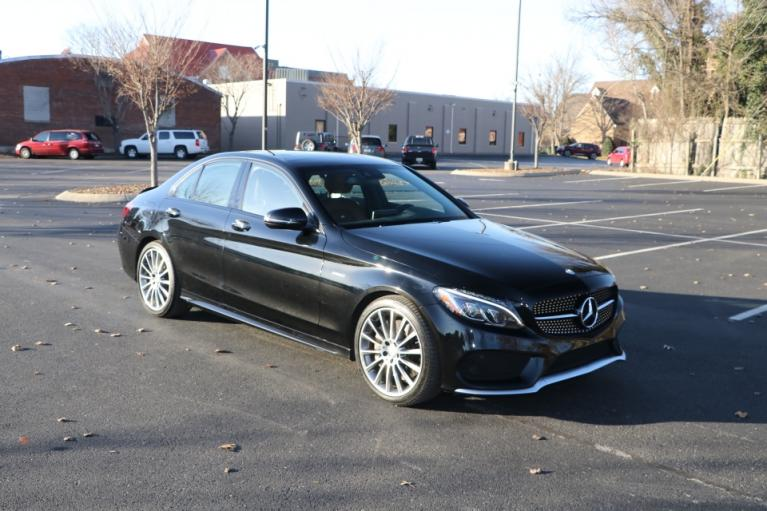 Used 2016 Mercedes-Benz C450 AMG 4Matic W/NAV C450 AMG 4MATIC for sale Sold at Auto Collection in Murfreesboro TN 37130 1