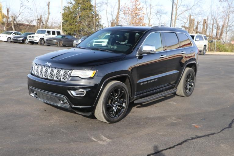 Used 2018 Jeep GRAND CHEROKEE OVERLAND 4X2 OVERLAND for sale Sold at Auto Collection in Murfreesboro TN 37130 2