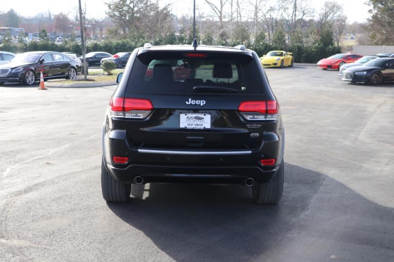 Used 2018 Jeep GRAND CHEROKEE OVERLAND 4X2 OVERLAND for sale Sold at Auto Collection in Murfreesboro TN 37130 6