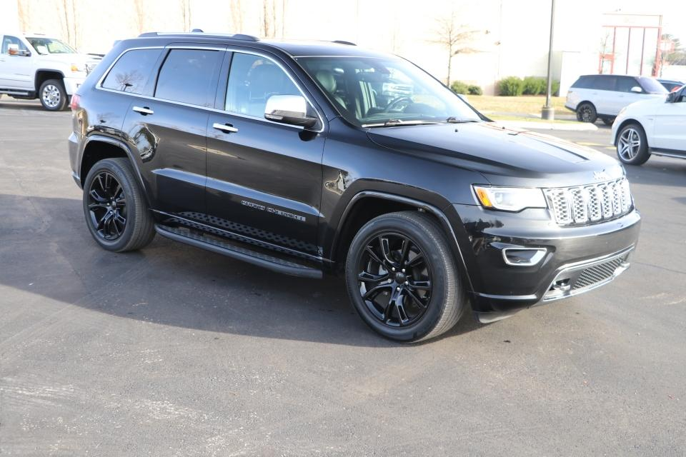 Used 2018 Jeep GRAND CHEROKEE OVERLAND 4X2 OVERLAND for sale Sold at Auto Collection in Murfreesboro TN 37130 1