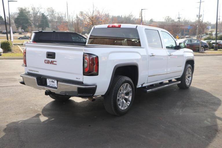 Used 2018 GMC SIERRA 1500 SLT Crew Cab 4x4 w/NAV SLT CREW CAB SHORT BOX 4WD for sale Sold at Auto Collection in Murfreesboro TN 37130 3