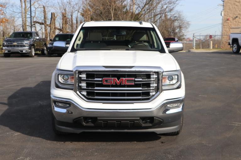 Used 2018 GMC SIERRA 1500 SLT Crew Cab 4x4 w/NAV SLT CREW CAB SHORT BOX 4WD for sale Sold at Auto Collection in Murfreesboro TN 37130 5