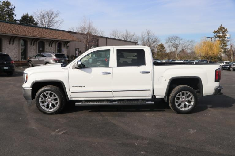 Used 2018 GMC SIERRA 1500 SLT Crew Cab 4x4 w/NAV SLT CREW CAB SHORT BOX 4WD for sale Sold at Auto Collection in Murfreesboro TN 37130 7