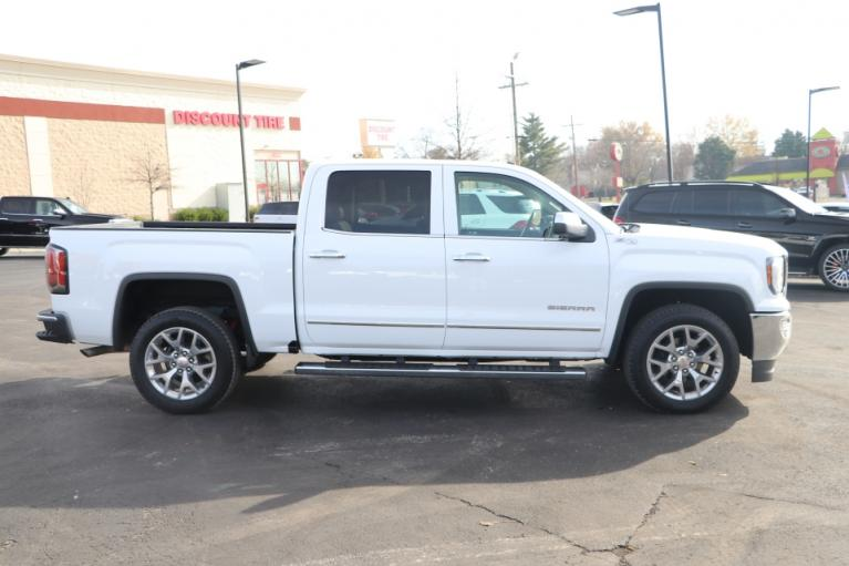 Used 2018 GMC SIERRA 1500 SLT Crew Cab 4x4 w/NAV SLT CREW CAB SHORT BOX 4WD for sale Sold at Auto Collection in Murfreesboro TN 37130 8